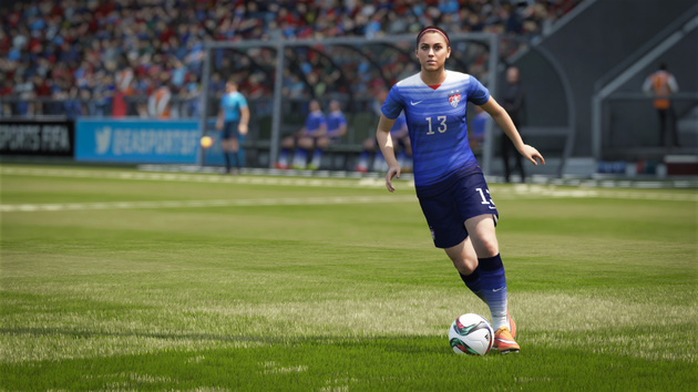 Fußballspiel: FIFA-16-Demo für PlayStation 3 und 4 sowie Xbox One ist da