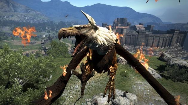 Dragon's Dogma: Dark Arisen: Im Januar 2016 kommen die Drachen auf den PC