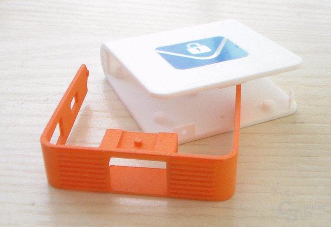 Own-Mailbox Gehäuse