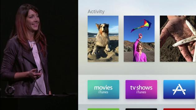 Apple TV: Apps und Siri kommen ab Ende Oktober auf den Fernseher
