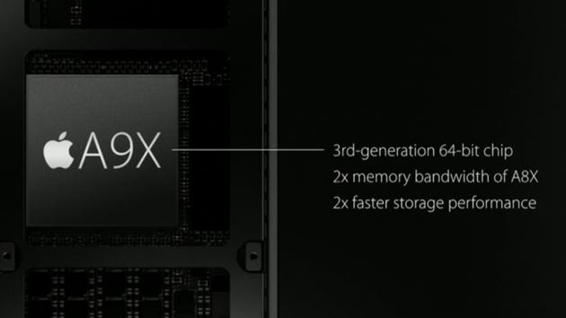 Apple: iPad Pro mit 4 Gigabyte RAM und neuem Semi-Custom-SoC