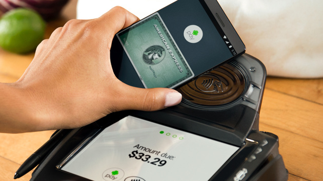 Android Pay: Googles Bezahlsystem startet in den USA