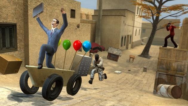 Garry's Mod: Fortsetzung mit VR-Unterstützung in Arbeit
