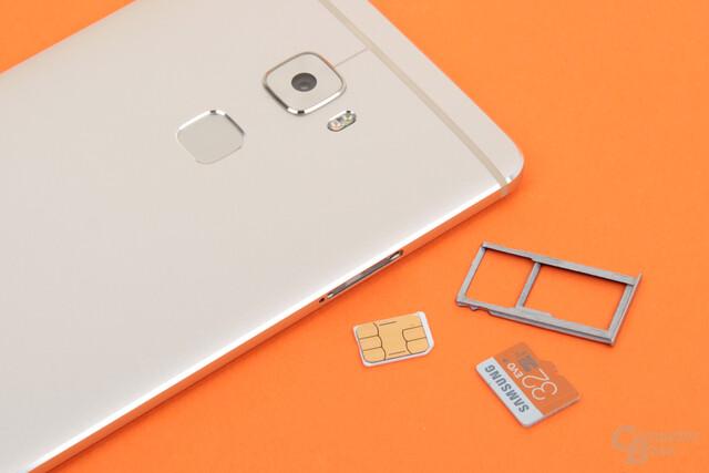 Huawei Mate S im Test