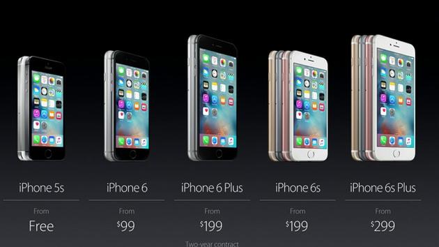 iPhone 6s (Plus): Vorbestellungen sind ab heute möglich