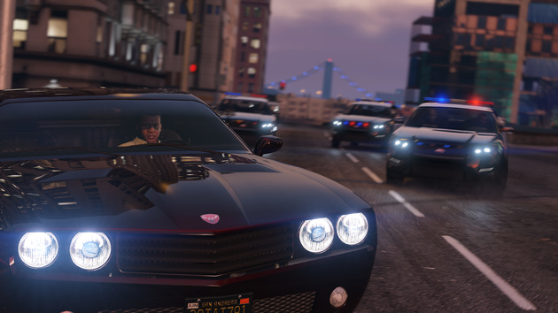 GTA V: Freemode Events ohne Unterstützung für alte Konsolen