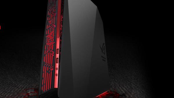 Asus ROG G20CB: Spieler-PC mit Skylake, USB 3.1 und Windows 10 neu aufgelegt