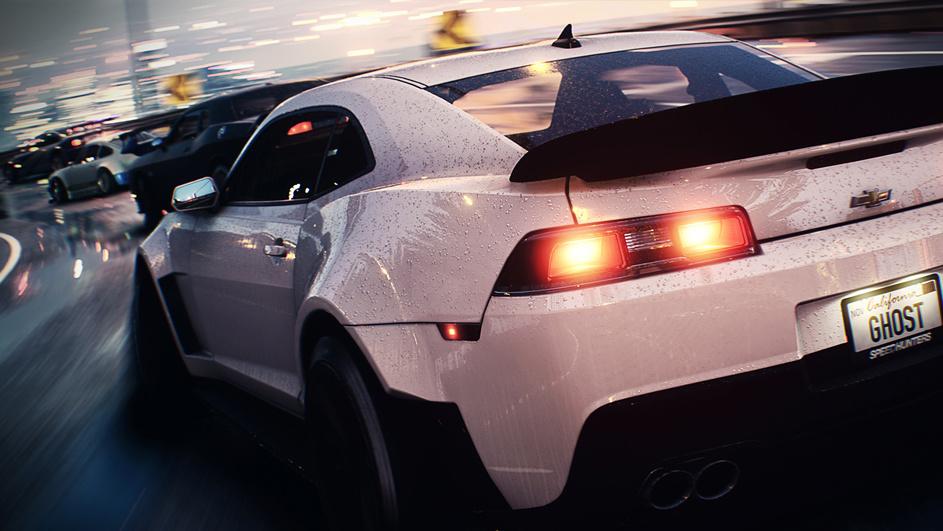 Need for Speed: PC-Version zugunsten variabler Bildwiederholrate verschoben
