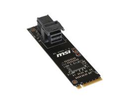 MSI Turbo U.2 Host Card