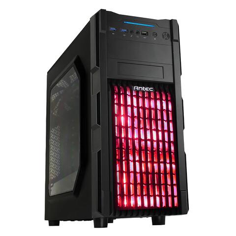 GX200 mit roten LED-Lüftern