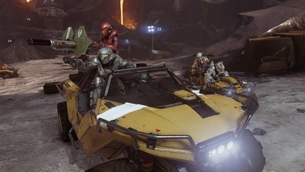 Halo 5 Guardians: Entwickler erklären Kampagne und dynamische Auflösung