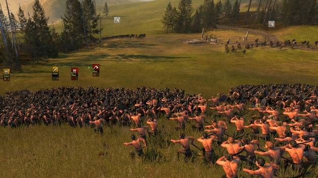 "Humble Bundle: ""Total War""-Megapaket durch alle Epochen"