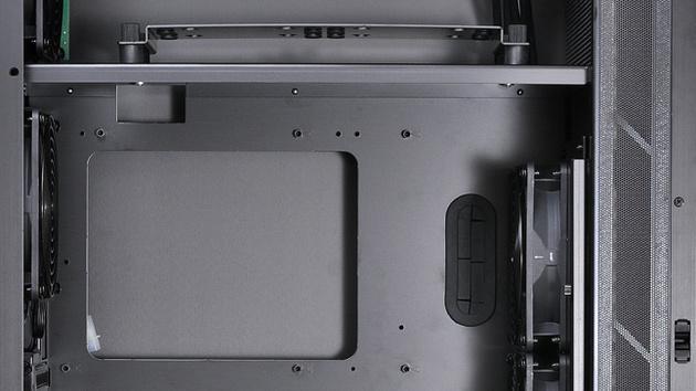 Lian Li PC-X510: Drei Kammern sorgen für unterschiedliche Wärmezonen
