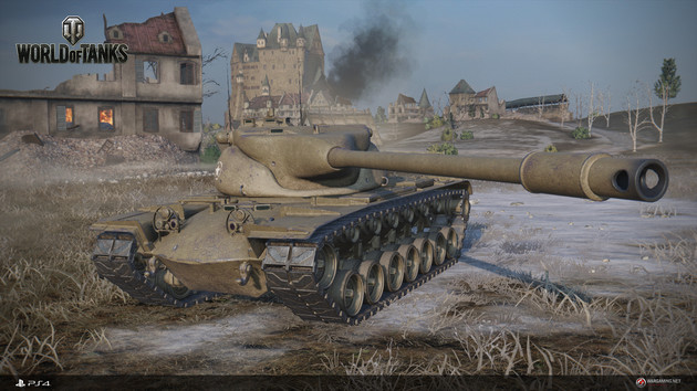 World of Tanks für PlayStation 4 (Screenshot)