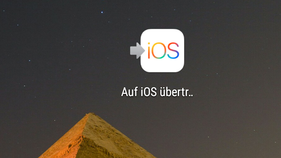 Move to iOS: Apples erste Android-App hilft beim OS-Umzug