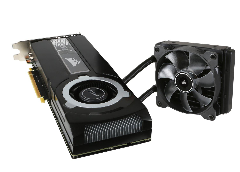 MSI GeForce GTX 980 Ti Sea Hawk