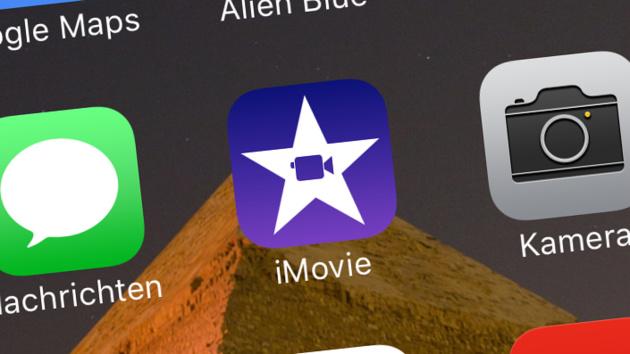 iMovie: Videobearbeitung in Ultra HD und 1080p60 auf iOS-Geräten