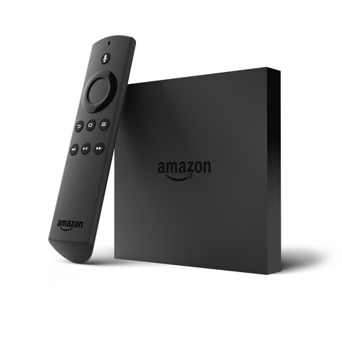 Amazon Fire TV Box (2015)