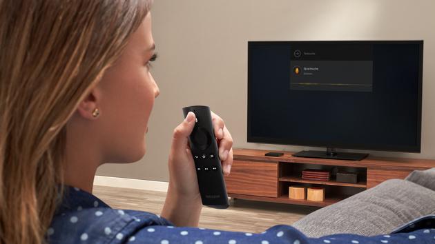 Fire TV: Amazons TV-Box kann nun Ultra HD und fasst SD-Karten