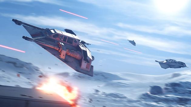 Star Wars: Battlefront: Beta wird offen für alle Spieler auf allen Plattformen