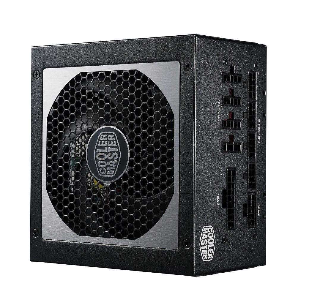 Cooler Master V550-750 – Modulares Interface