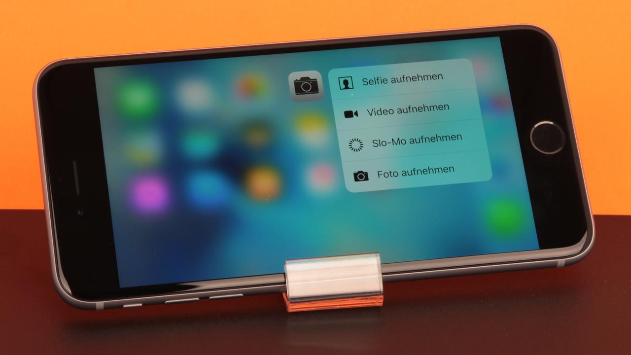apple iphone 6s plus im test computerbase. Black Bedroom Furniture Sets. Home Design Ideas