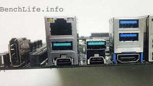 Asus Z170-Premium mit Thunderbolt 3 und USB 3.1
