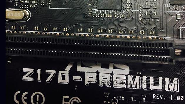 Asus Z170-Premium: Skylake-Mainboard mit Thunderbolt 3 und U.2-Anschluss
