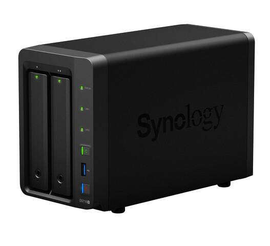 Synology DS716+ – gesteigerte Leistung im 2-Bay-NAS auch bei der Verschlüsselung
