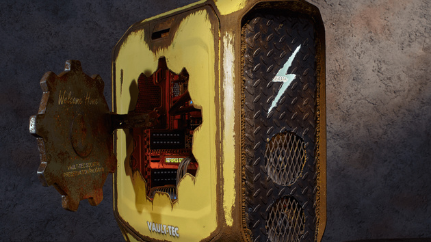 Modding: PCs im Look von Fallout, Star Wars und Assassin's Creed