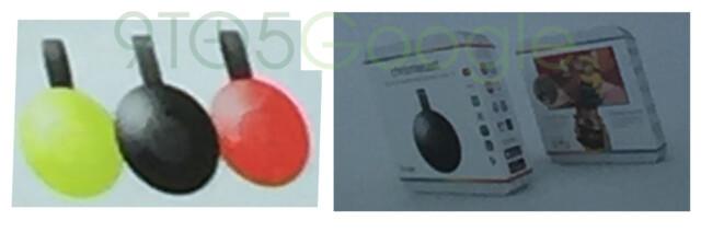 Chromecast 2 soll mit Ballon-Design am 29. September präsentiert werden