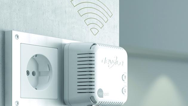 Devolo: dLAN Hotspot bringt Anwendern Rechtssicherheit