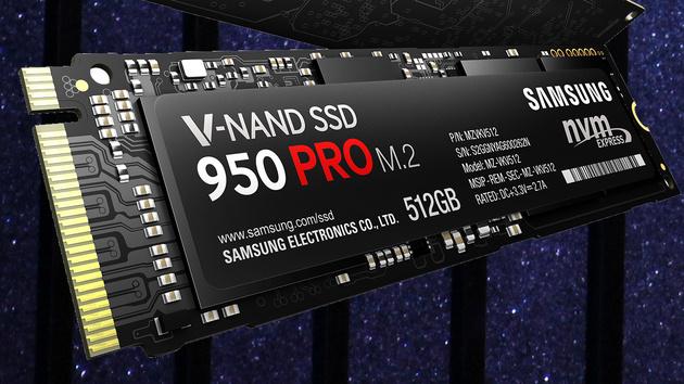 Samsung SSD 950 Pro: Neues Flaggschiff ab Oktober ab 200 US-Dollar