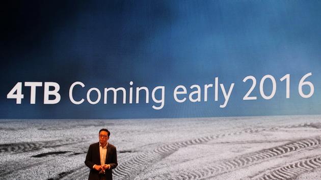 Samsung: Die Durchschnitts-SSD fasst 312 GByte und kostet 38 Cent/GB