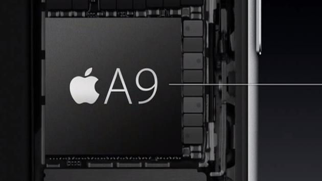 Apple: A9-SoC hat zwei Kerne, 3MB L2 Cache und bis zu 1,8 GHz