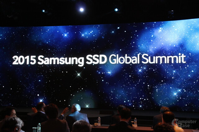 Samsung SSD Global Summit 2015