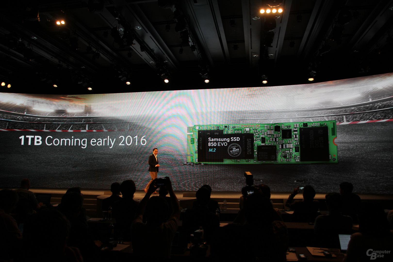 Samsung SSD Global Summit 2015