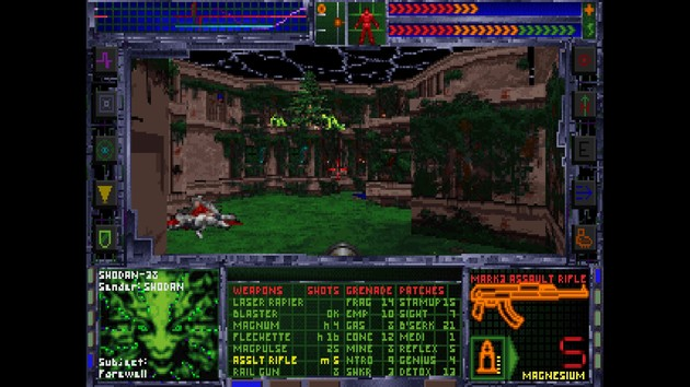 System Shock Classic