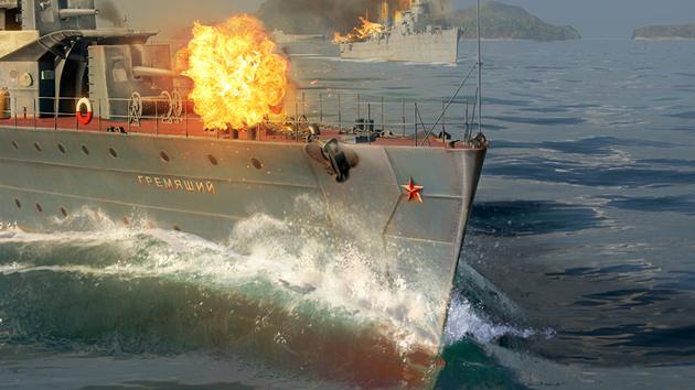 World of Warships: Sowjetische und deutsche Flotte angekündigt