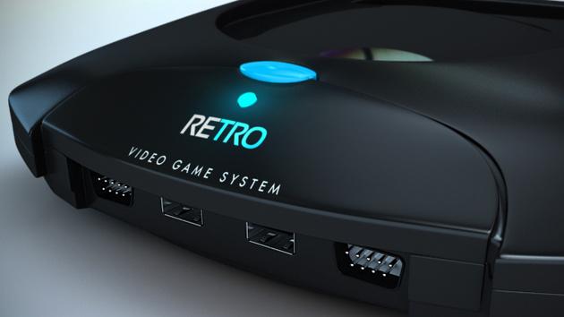 Retro-Gaming: Klassische Konsole für Spielmodule auf Indiegogo