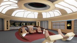 Unreal Engine 4: USS Enterprise als virtuelles Museum nimmt Form an