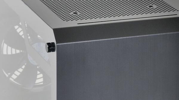 Lian Li PC-Q10 WX: Kompakter Cube für Mini-ITX mit Seitenfenster
