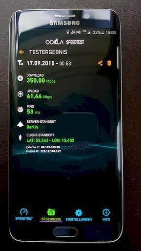 Telekom testet Carrier Aggregation mit drei Frequenzbereichen