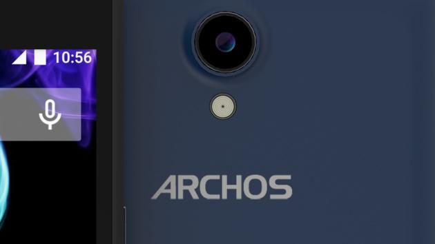 Einsteiger-Smartphones: Bei Archos macht die Größe den Unterschied