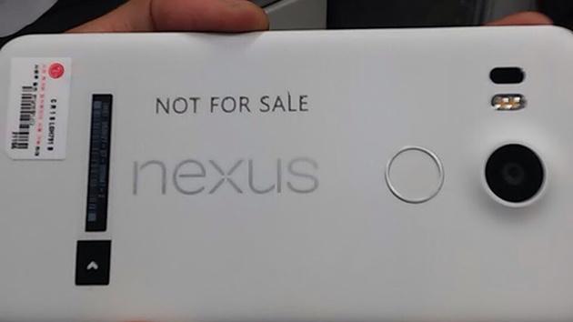 Google Smartphones: Nexus 5X taucht in ersten Benchmarks auf