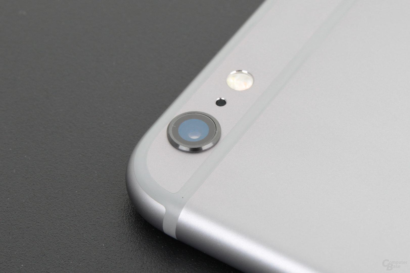 Kamera des iPhone 6s Plus