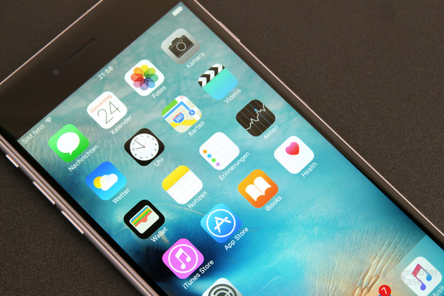Display des iPhone 6s Plus