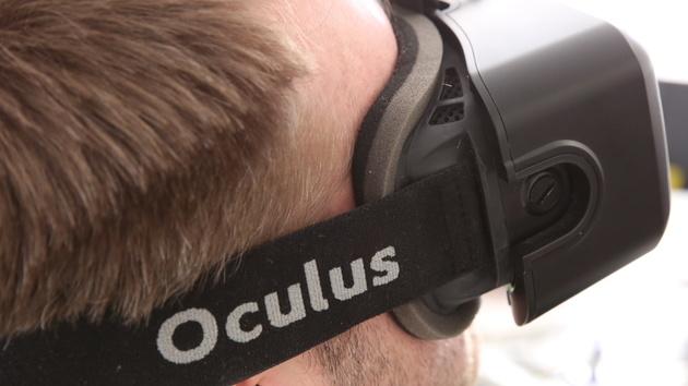 Oculus VR: Rift kostet mindestens 300 $ und startet mit Minecraft