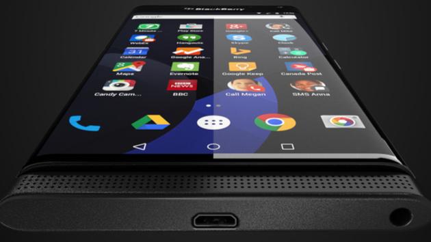 BlackBerry Priv: Android-Slider für Ende des Jahres bestätigt