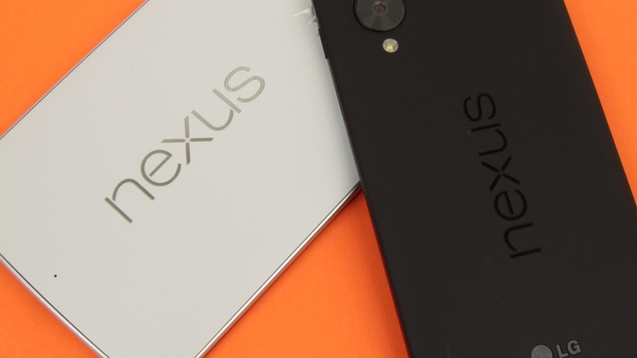 Google Nexus 6 (2015): Unibody-Design, größerer Akku und bessere Kamera